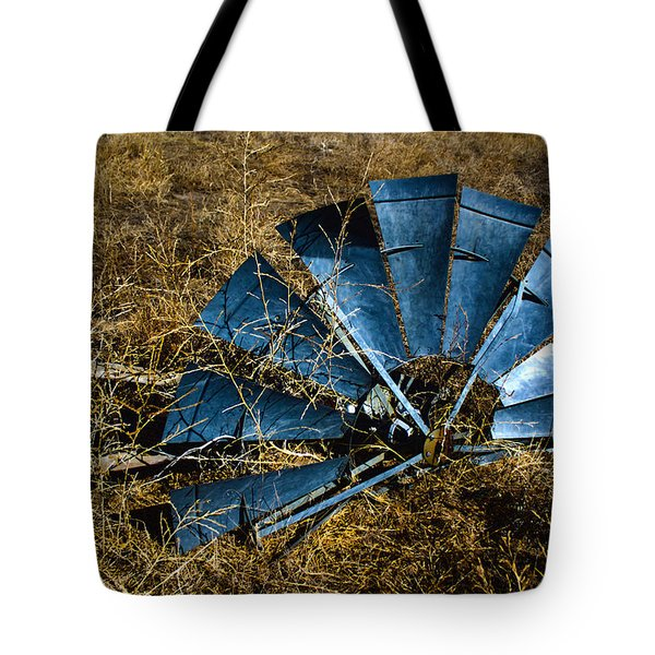 The Fallen - Hdr Tote Bag