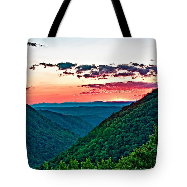 The Far Hills 2 Tote Bag