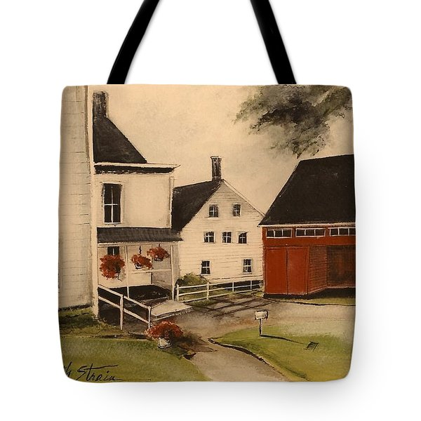 The Farmhouse Tote Bag