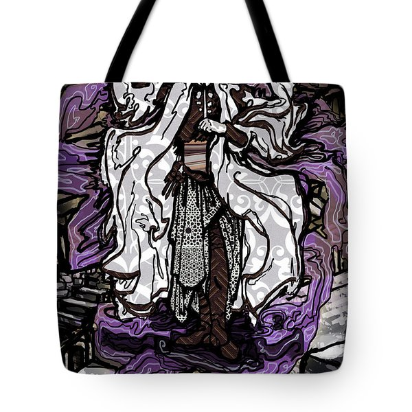 The Farseer Tote Bag