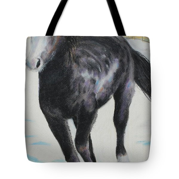 The Feel Of The Cool Air Tote Bag