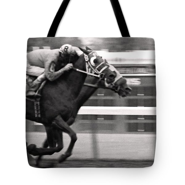 The Finish Tote Bag
