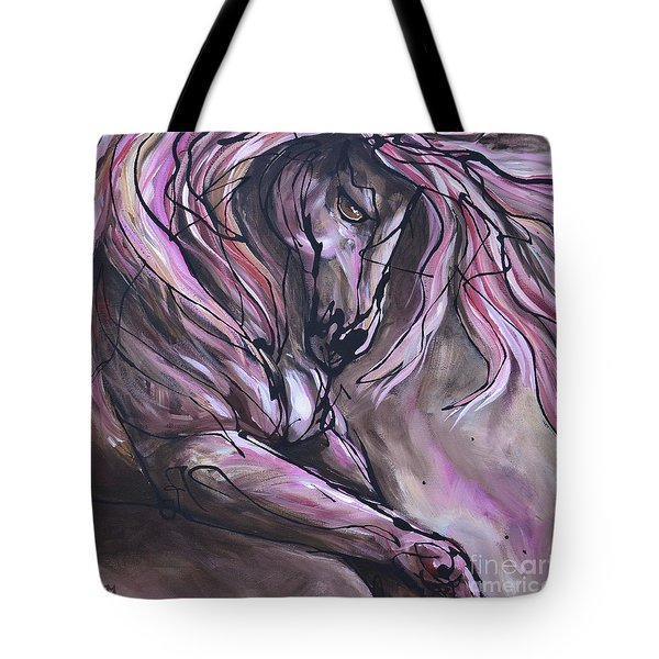 The Fire Within Tote Bag by Jonelle T McCoy