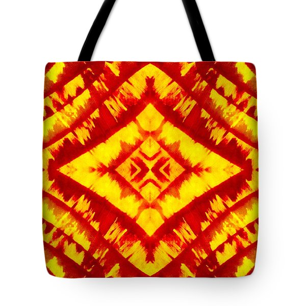 The Fires Of Creation Tote Bag by Drew Goehring