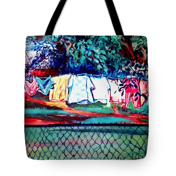 The First Clothing Line  Tote Bag