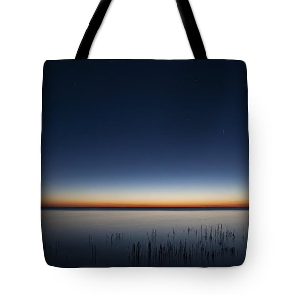 The First Light Of Dawn Tote Bag