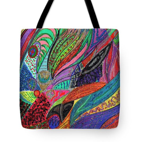 The First Ocean Tote Bag