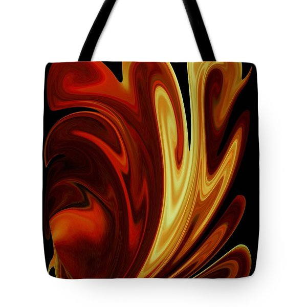 Tote Bag featuring the digital art The First by Roy Erickson