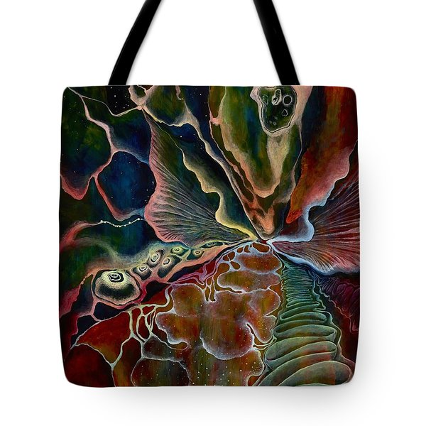 The First Sound Tote Bag