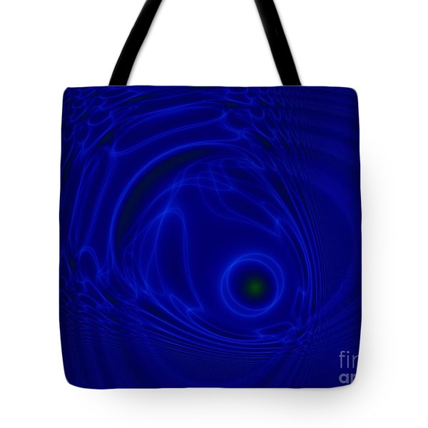 The Fish Tote Bag by Peter R Nicholls