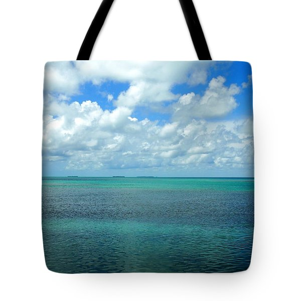 The Florida Keys Tote Bag