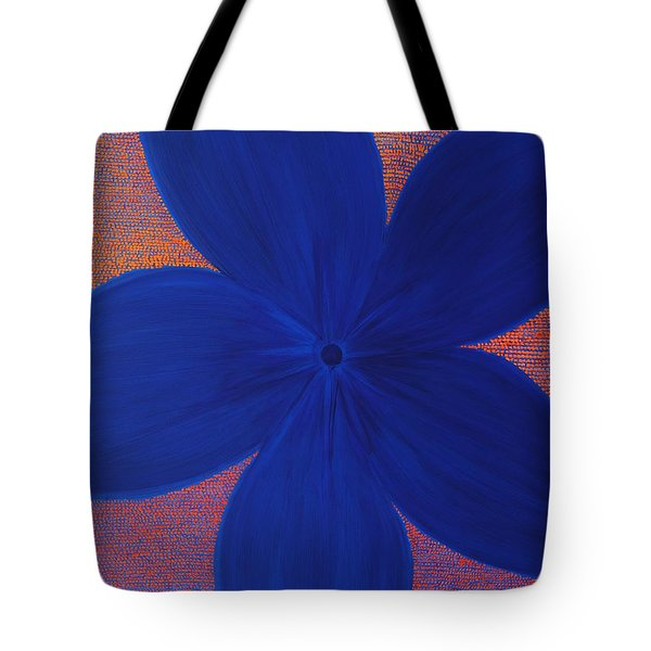 The Flower Tote Bag by Kyung Hee Hogg