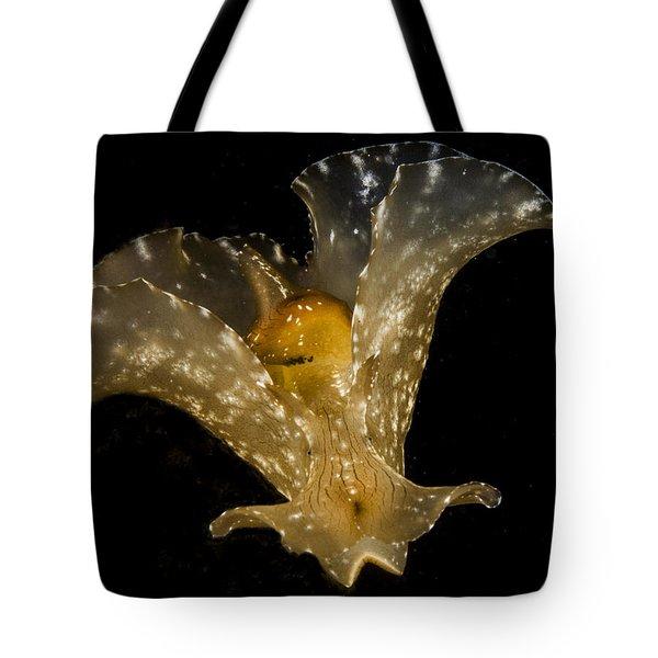 The Flying Aplysia Brasiliana Two Tote Bag
