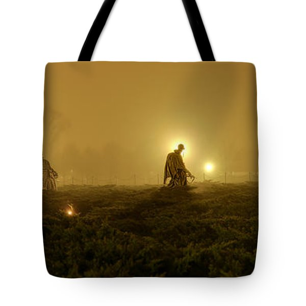 The Fog Of War #1 Tote Bag