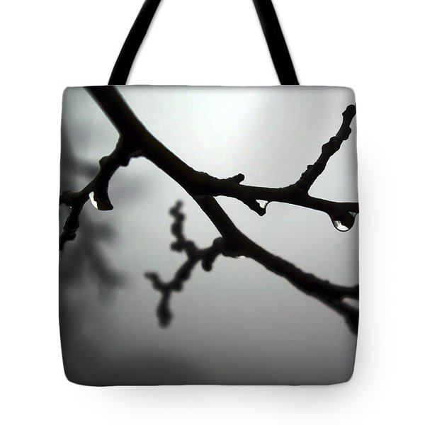 The Foggiest Idea Tote Bag