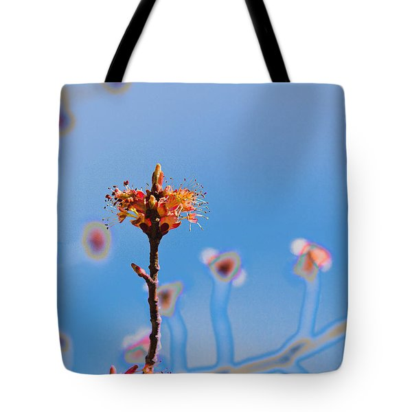 The Following Tote Bag by Kathy Bassett