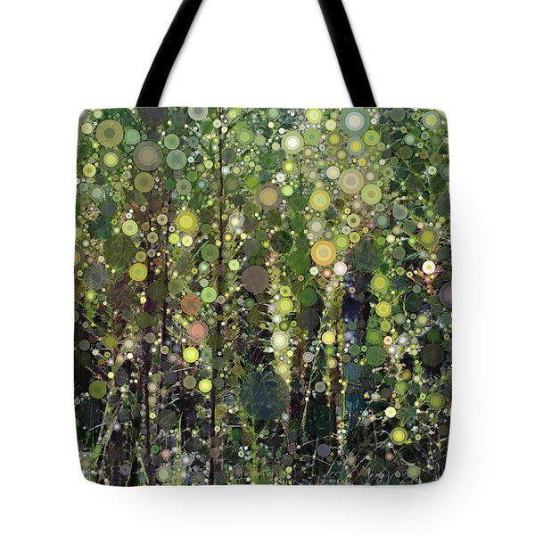 The Forest Tote Bag by Linda Bailey