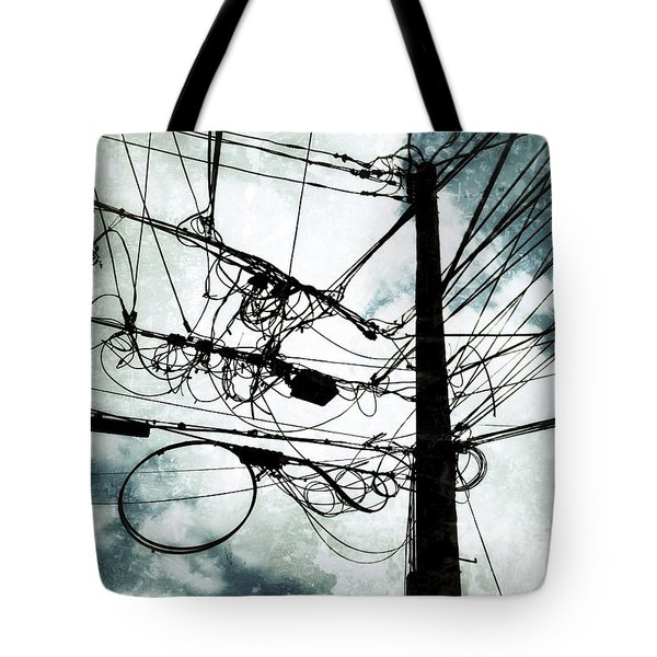 The Forest Of Queens Tote Bag