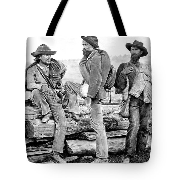 The Forgotten Soldiers Tote Bag