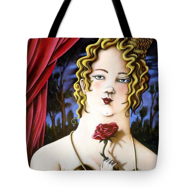 the Forgotten Woman Tote Bag
