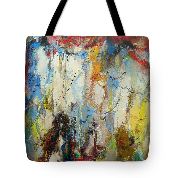 The Fornicatress  Tote Bag
