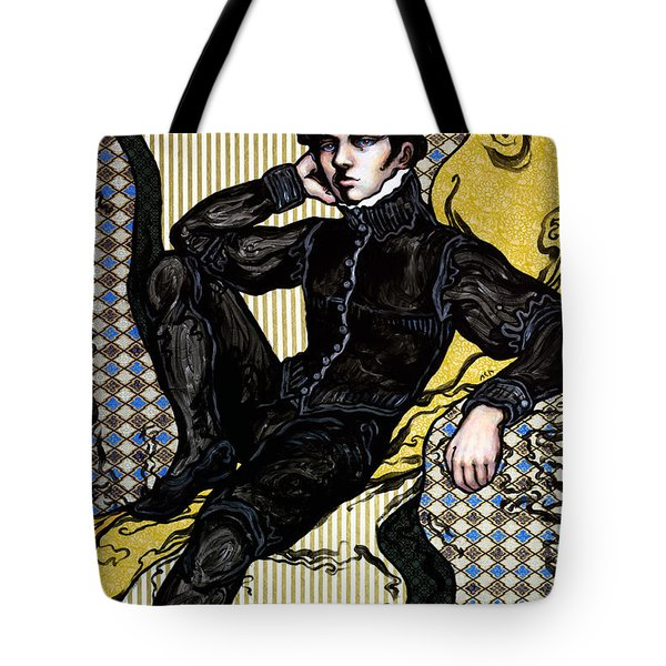 The Fortunate One Tote Bag