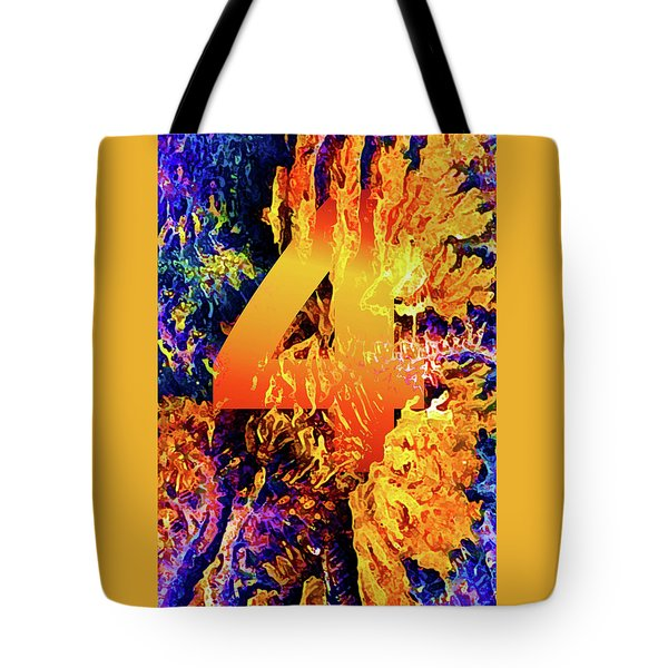 The Four Of Creation Tote Bag