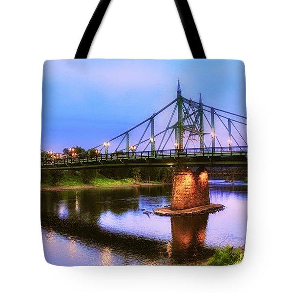The Free Bridge Tote Bag