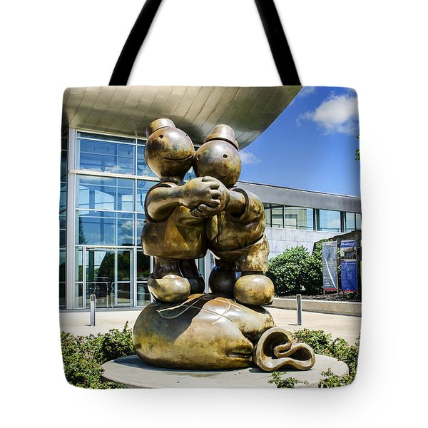 The Free Money Dance Tote Bag