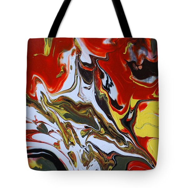 The Free Spirit 3 Tote Bag