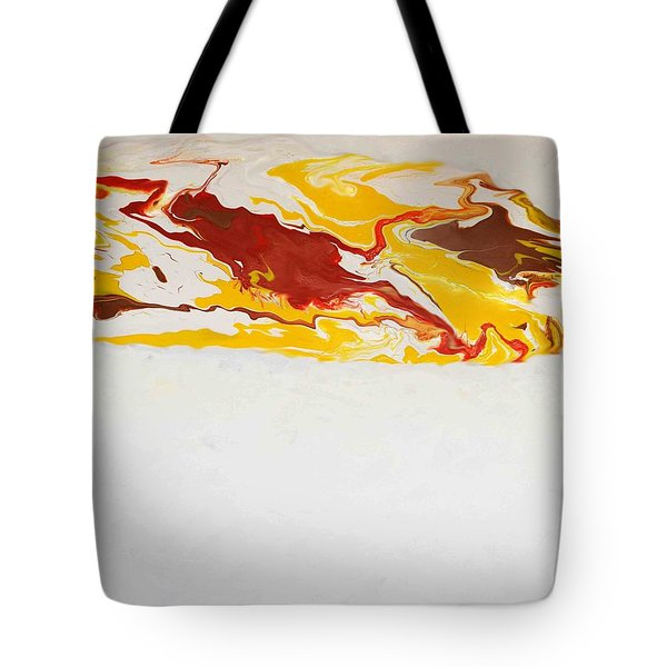 The Free Spirit 5 Tote Bag