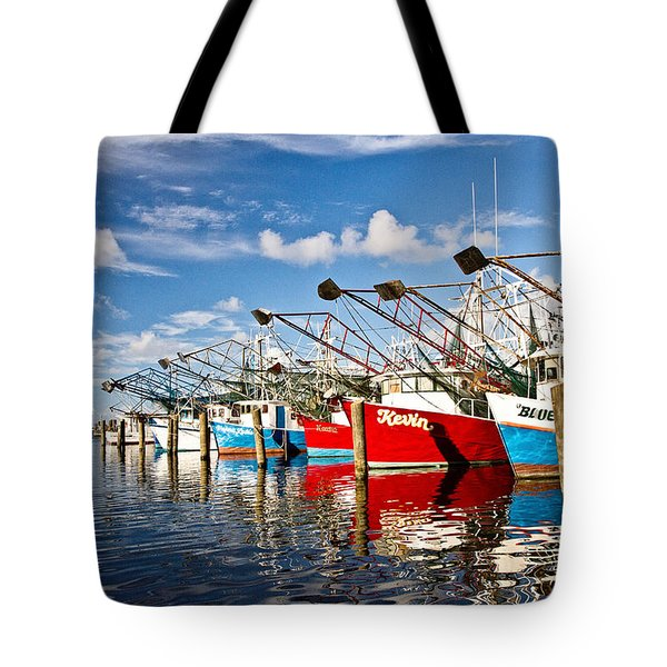 The Front Line Tote Bag by Scott Pellegrin