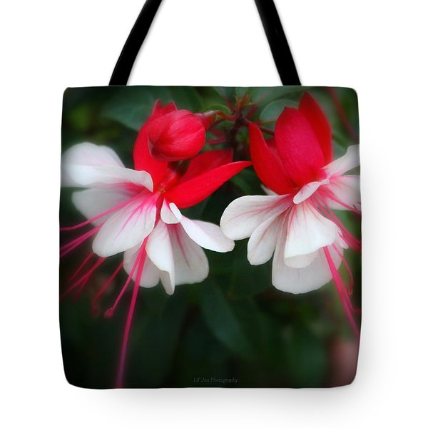 The Fuchsia Tote Bag