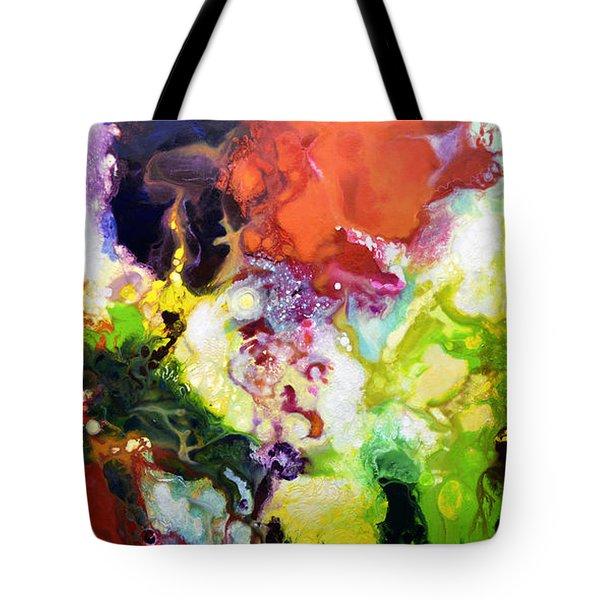 The Fullness Of Manifestation Tote Bag