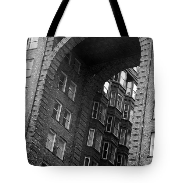 The Fulton Building Tote Bag