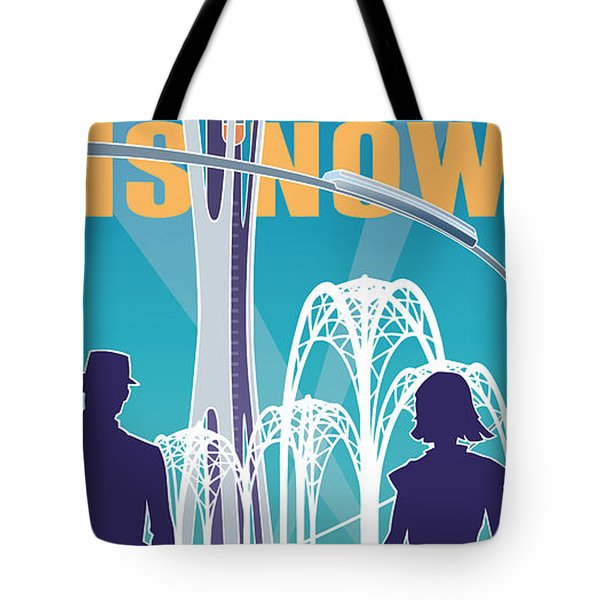 The Future Is Now - Daytime Tote Bag