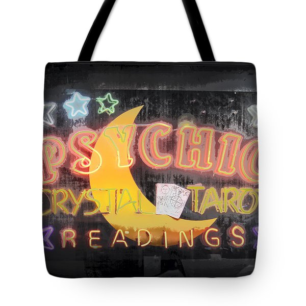The Future Tote Bag by Lynn Sprowl