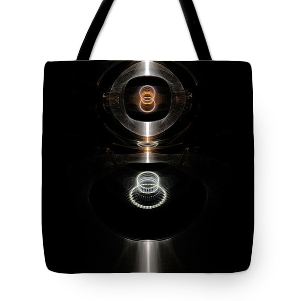 The Future Toilet   Tote Bag by Peter R Nicholls