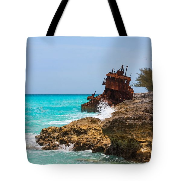 The Gallant Lady Tote Bag