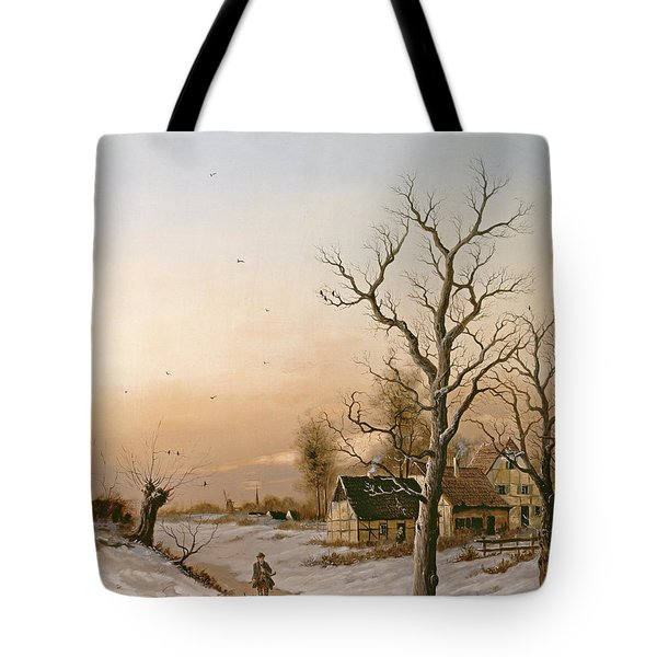 The Gamekeeper Going Home Tote Bag