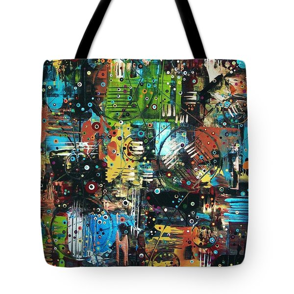 The Games People Play Tote Bag