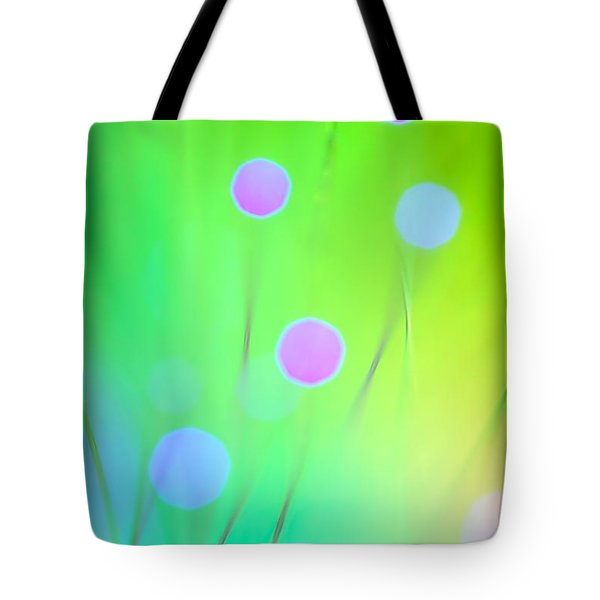 The Garden Tote Bag by Dazzle Zazz