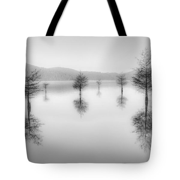 The Garden Dream Tote Bag by Debra and Dave Vanderlaan