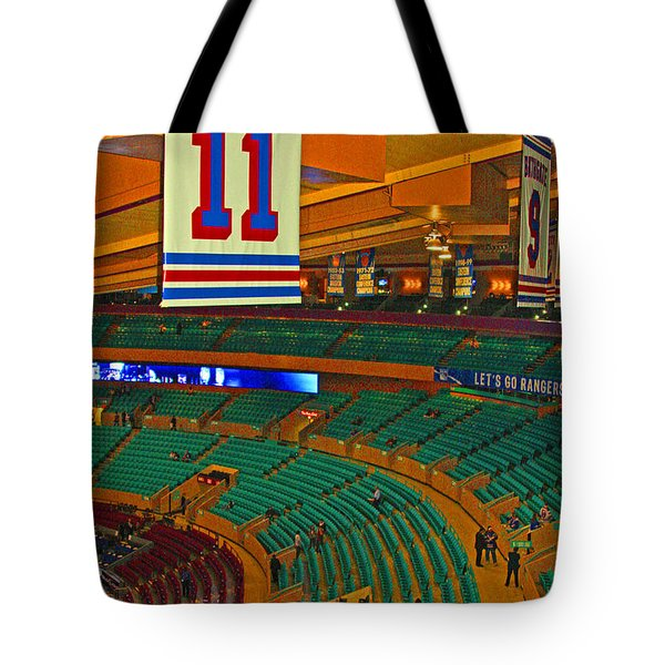 The Garden Tote Bag by Karol Livote