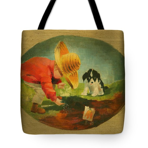 The Gardeners Tote Bag
