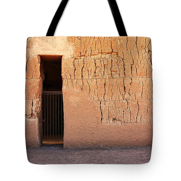 The Gate Tote Bag by Joe Kozlowski