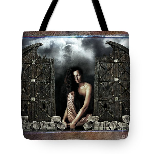 The Gates  Tote Bag by Mauro Celotti