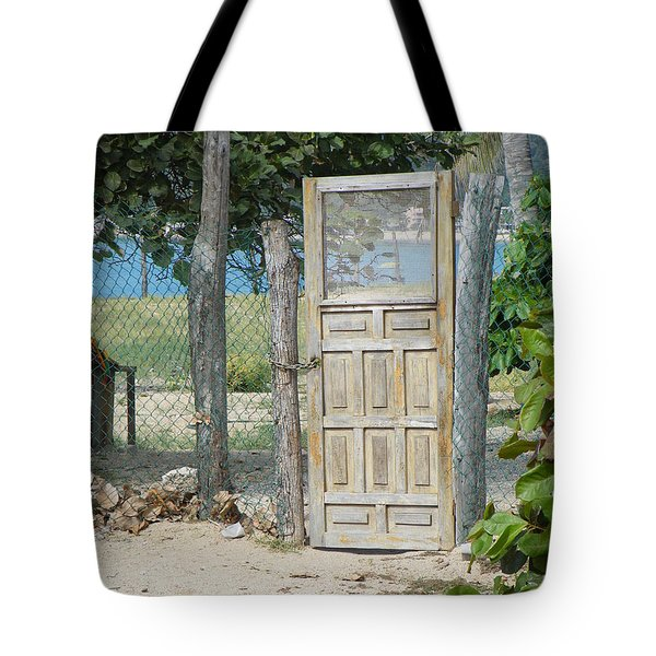 Tote Bag featuring the photograph The Gates Of Paradise by Brian Boyle