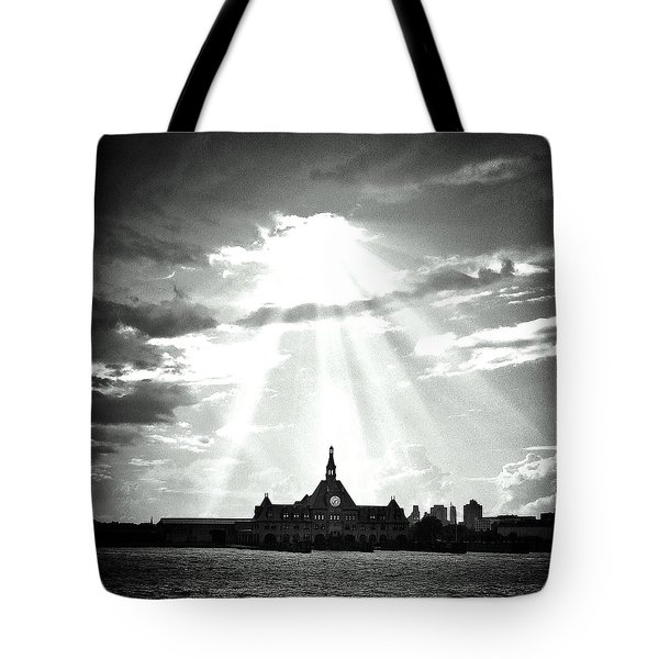 The Gateway Of Generations Tote Bag