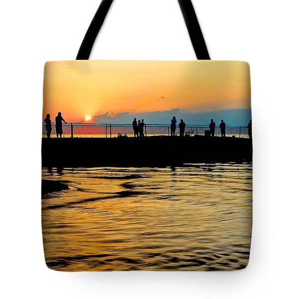 The Gathering Spot Tote Bag